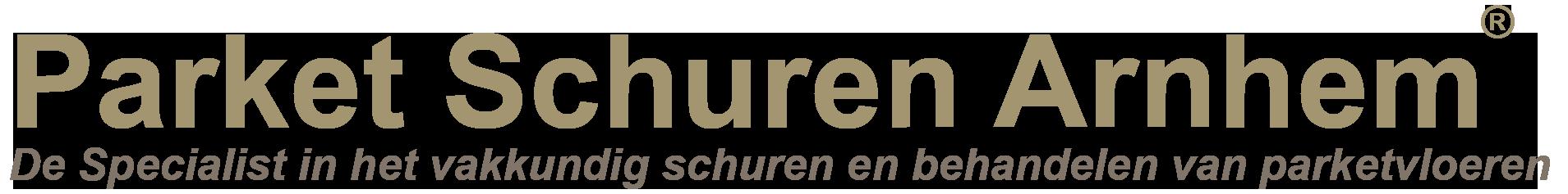 Parket Schuren Arnhem®
